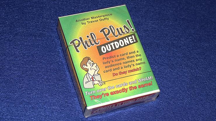 Phil Plus Outdone - magic