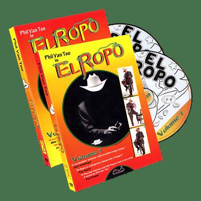 Phil Van Tee is El Ropo (2 DVD Set) - magic