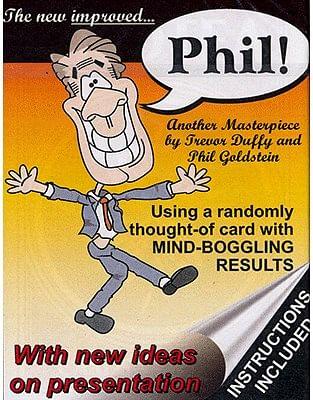 Phil Trick - magic