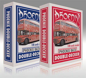 Phoenix Deck - Double Decker - magic