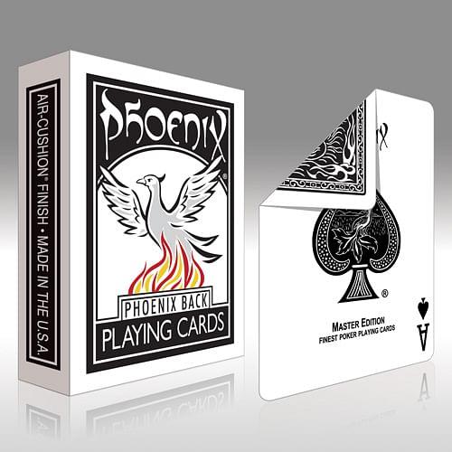 Phoenix Deck - Black - magic