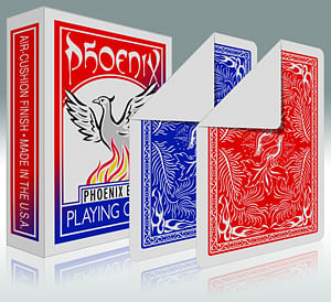 Phoenix Deck - Blank faces - magic