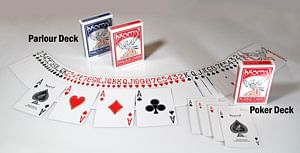 Phoenix Parlour Deck - Marked Playing Cards - magic