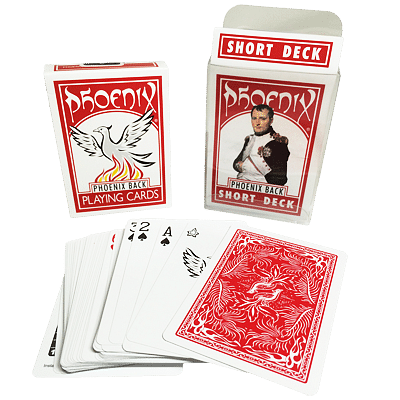 Phoenix Short Deck (Casino Quality) - magic