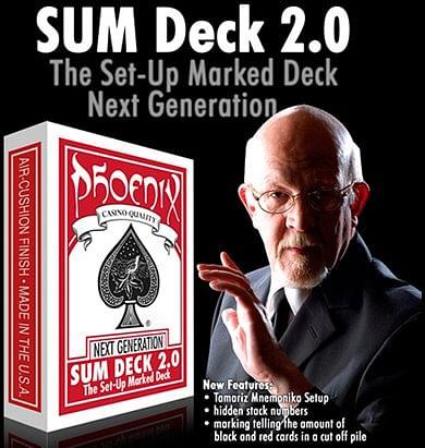 Phoenix Sum Deck 2.0 - magic