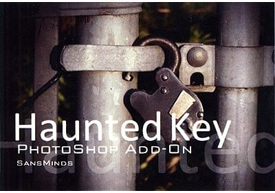 Photoshop - Haunted Key Add On - magic