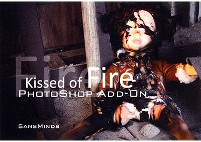 Photoshop - Kissed of Fire Add On - magic