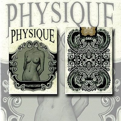 Physique Playing Card - magic