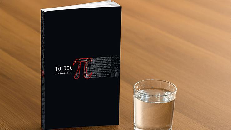 Pi Book Test - magic