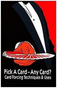Pick a Card - Any Card? Forcing Book - magic