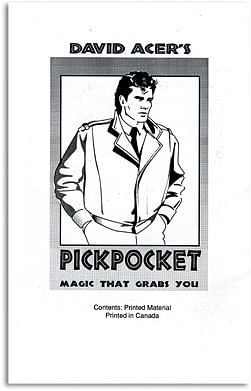 Pick Pocket - magic