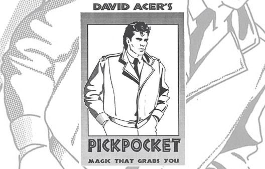 Pickpocket - magic