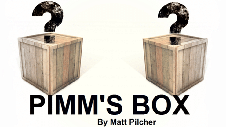 Pimm's Box - magic