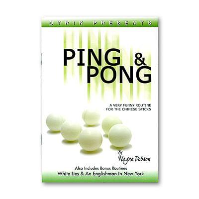 Ping and Pong - magic
