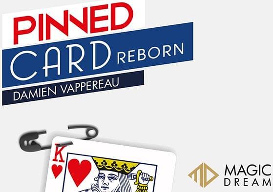 Pinned Card Reborn - magic