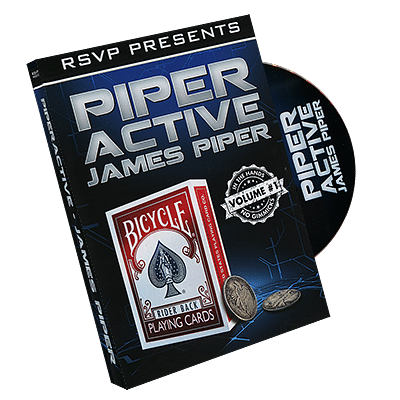 Piperactive - Volumes 1 & 2 - magic