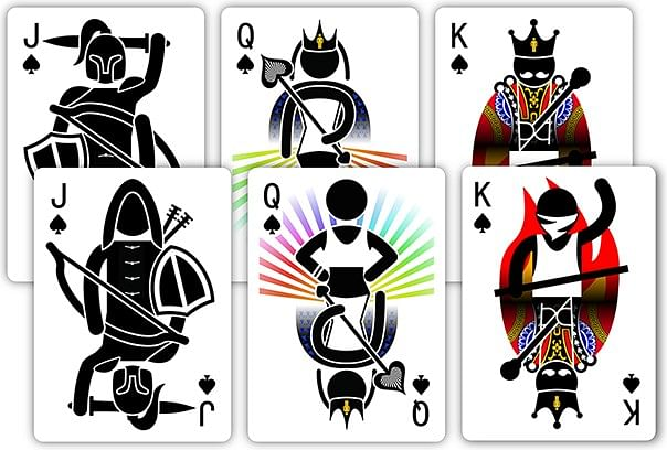 Pipmen Collector's Edition Playing Cards