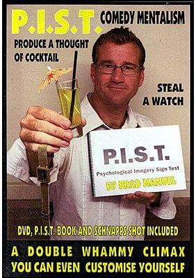 P.I.S.T - magic