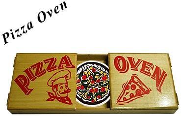 Pizza Oven - magic