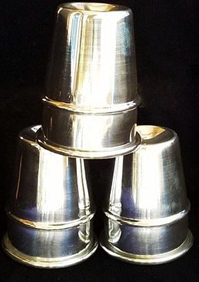 P&L Cups and Balls