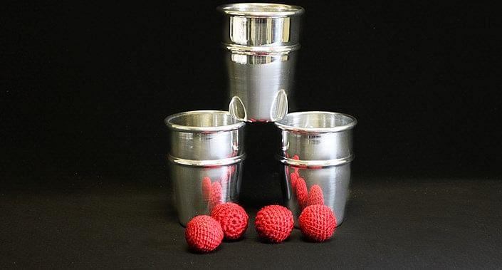 P&L Cups and Balls - magic
