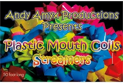 Plastic Mouth Coil - magic