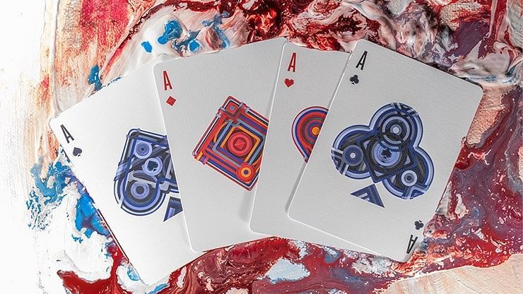 Play Dead Playing Cards