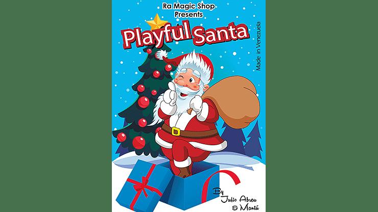 Playful Santa XL - magic