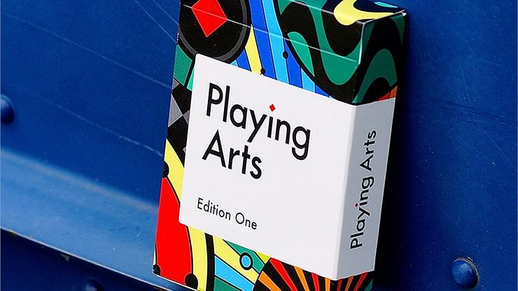 Playing Arts Edition One Playing Cards - magic