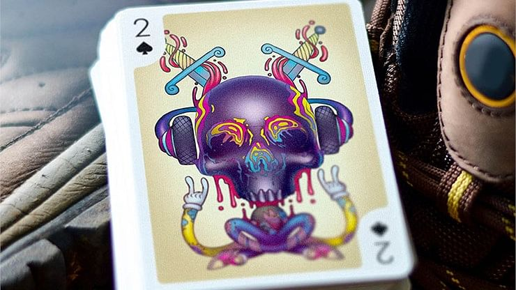 Playing Arts Edition Zero Augmented Reality Playing Cards