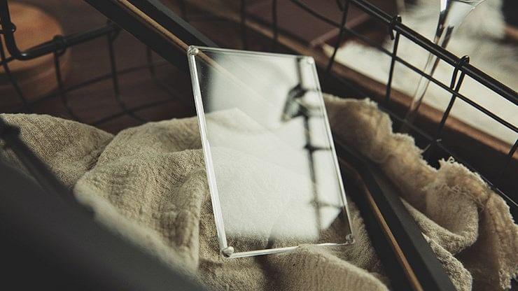 Playing Card Display Frame