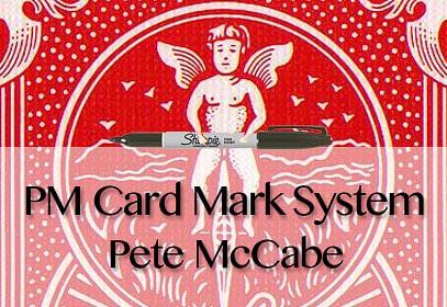 PM Card Mark System - magic