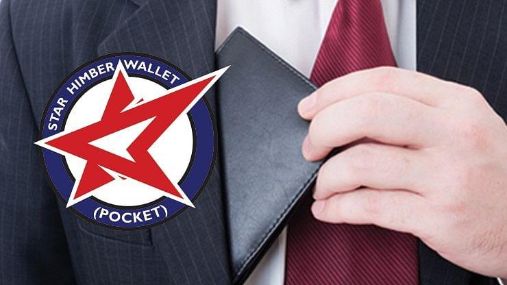 Pocket Star Himber Wallets - magic