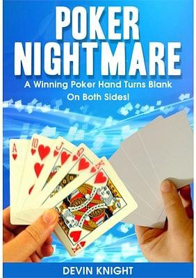 Poker Nightmare - magic