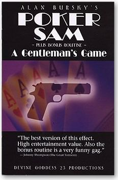Poker Sam - magic