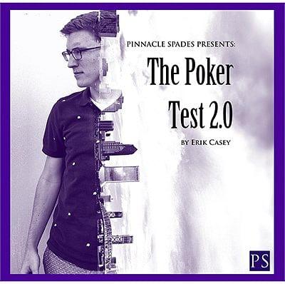 Poker Test 2.0 - magic