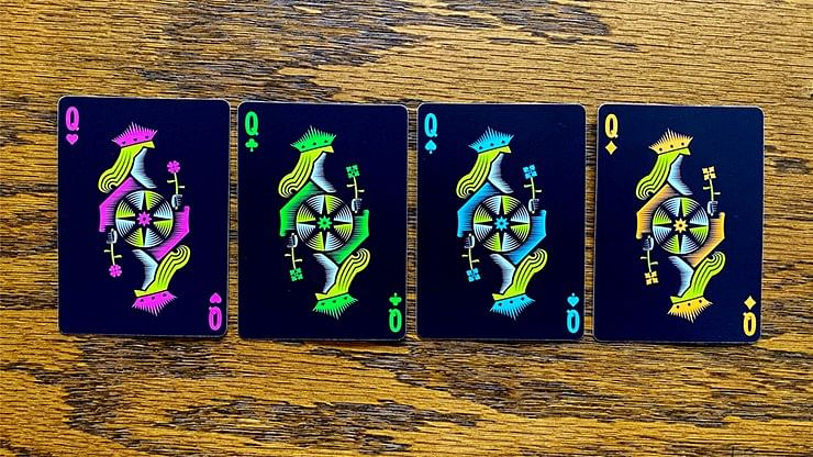 Polaris Winter Solstice Playing Cards