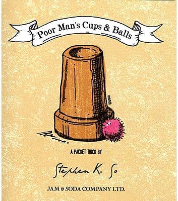 Poor Man's Cups & Balls - magic