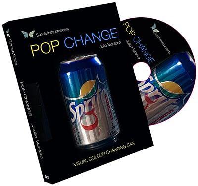 Pop Change - magic