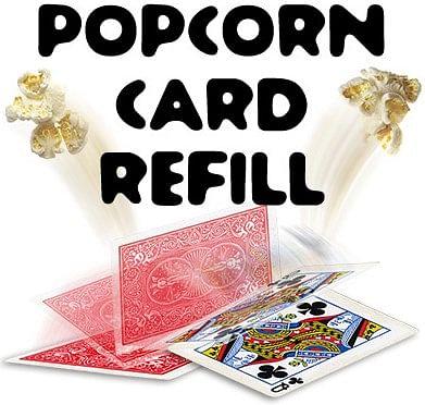 Popcorn Card Gimmick - magic