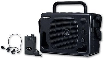Portable Wireless PA System Version 2 - magic