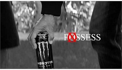 Possess / Haunted Can - magic