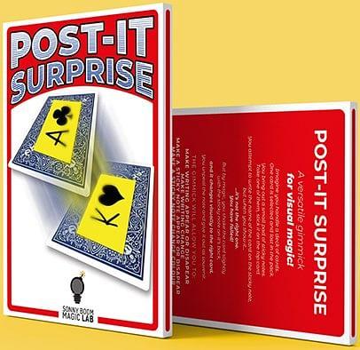 Post It Surprise - magic