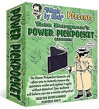 Power Pickpocket from Burgoon & Goshman - magic
