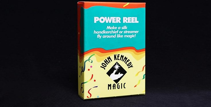 POWER REEL - magic