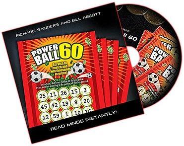 Powerball 60 - magic