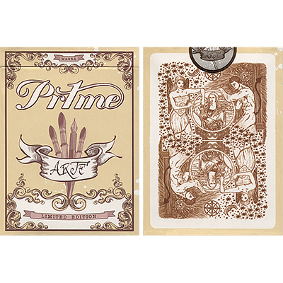 Pr1me Arte Deck (Limited Edition) - magic