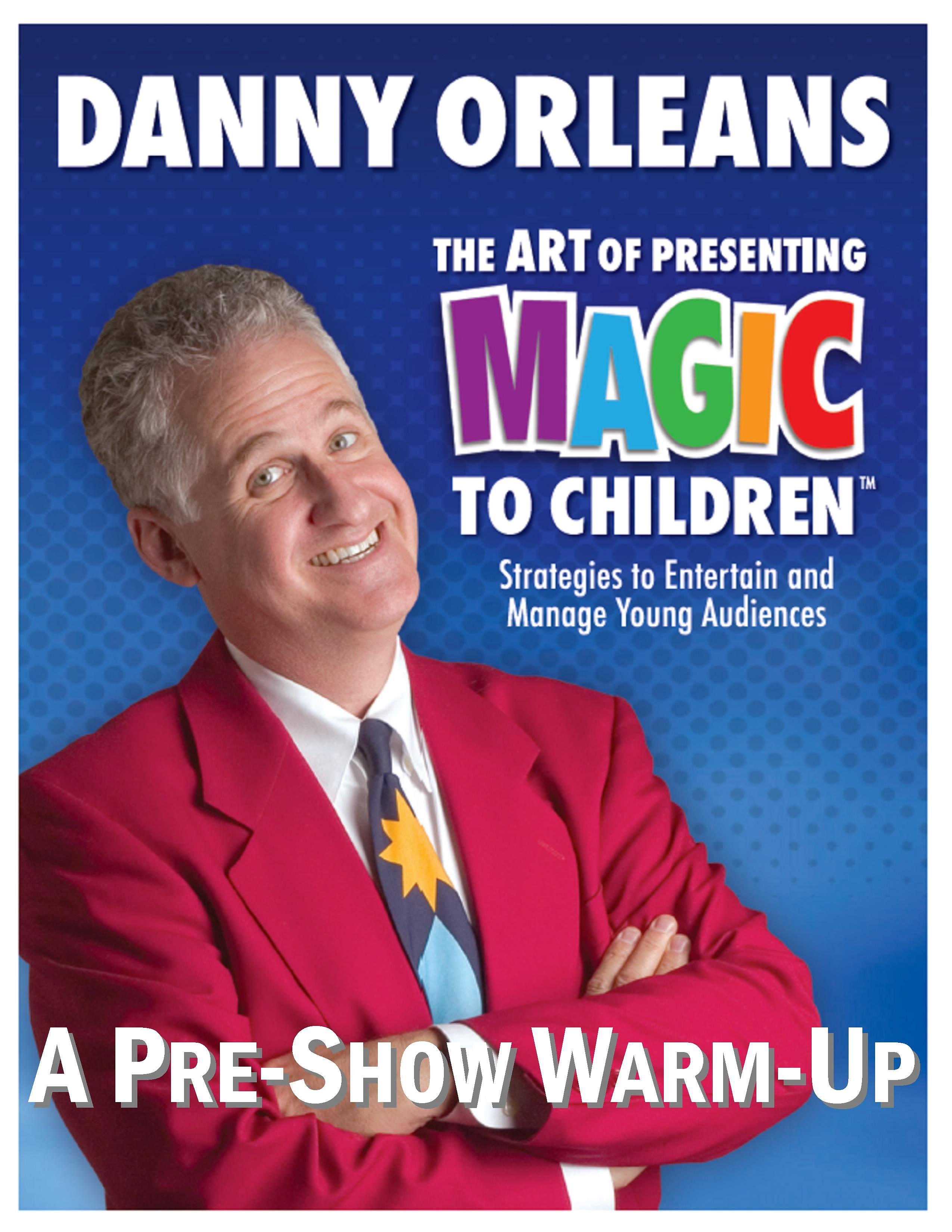 Pre-Show Warm-Ups - magic