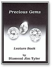 Precious Gems Lecture Notes - magic
