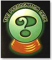 Precognition Deck - magic